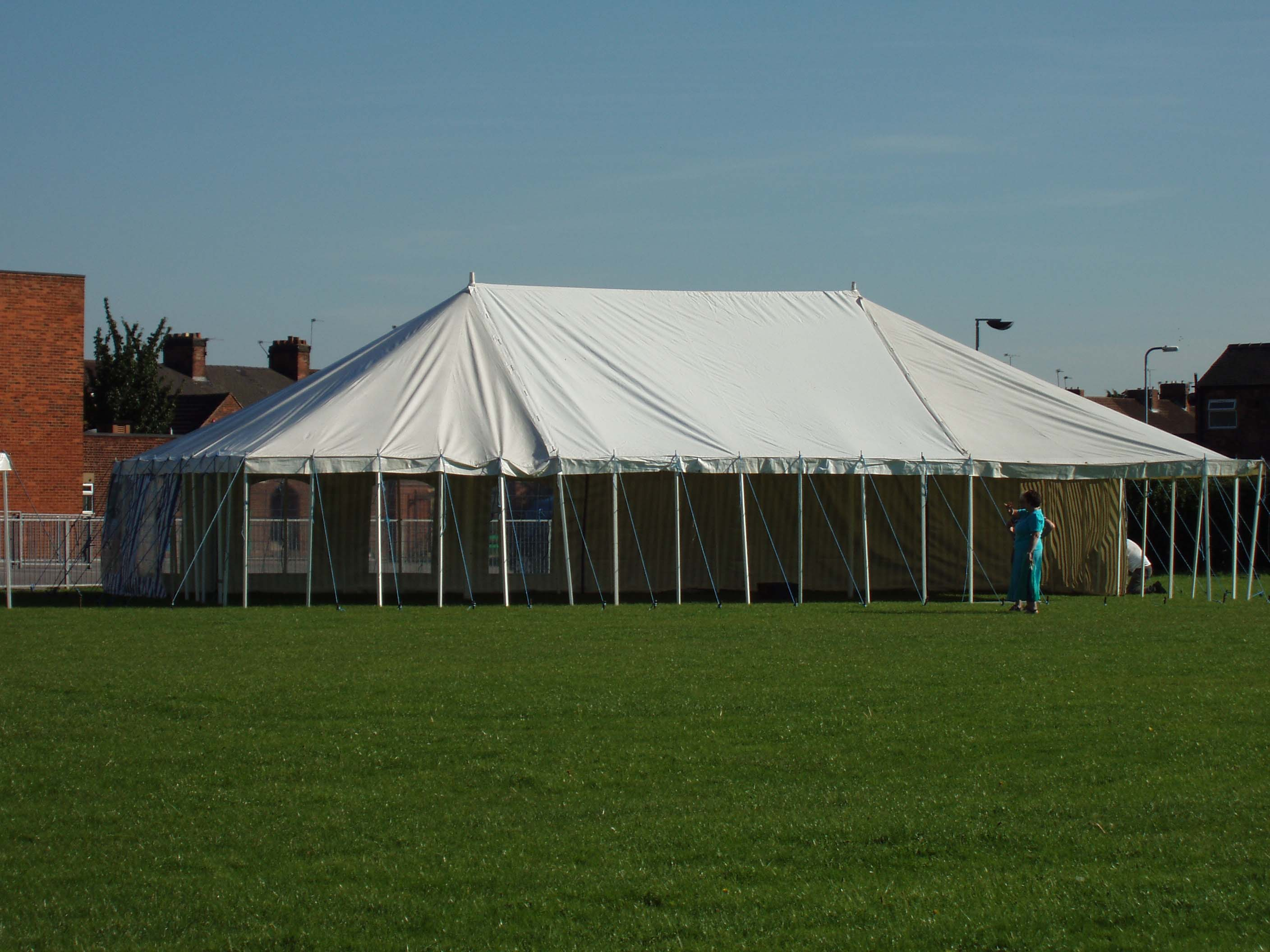 Rolleston Scout Group 30x50 Marquee